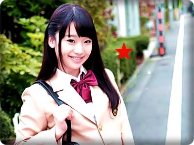 【無修正・姫川ゆうな】【中出し】中はやぁだ!無視された制服姿の口リ顔風俗嬢||