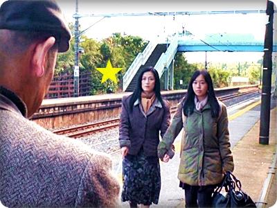 【ドラマ/ヘンリー塚本】絶倫男に嫁いだ盲目の母と口のきけない巨乳の娘  