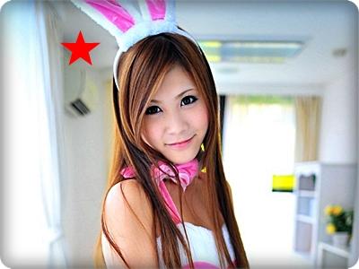 【無修正・西山希】【中出し】気色悪い鬼畜チ●ポに犯されまくるキュートな美少女