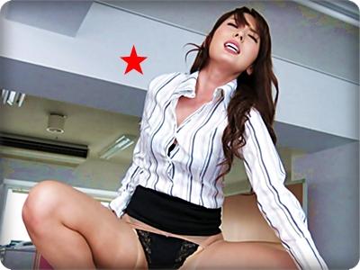【無修正・波多野結衣】【中出し】ヨダレと淫語垂れ流してチ●ポに狂う美痴女!