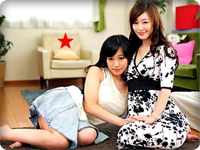 【無修正・中出し】助平な美人姉妹を一緒に頂きました♪ 小野麻里亜・京野結衣