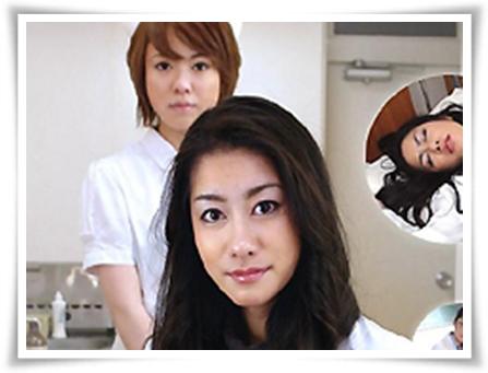 【無修正】【中出し】中出しクリニック 第3診察室 石黒京香 加賀美由貴