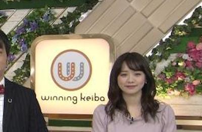 【ウイニング競馬】テレ東・森香澄アナの最新お●ぱいがいくらなんでもデカすぎる!【画像あり】