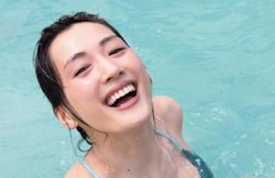 【最新画像】綾瀬はるか、ふわふわロケット乳を惜しげもなく披露!