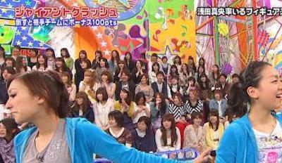 【画像】浅田舞のお●ぱい、これさすがにデカすぎじゃね?