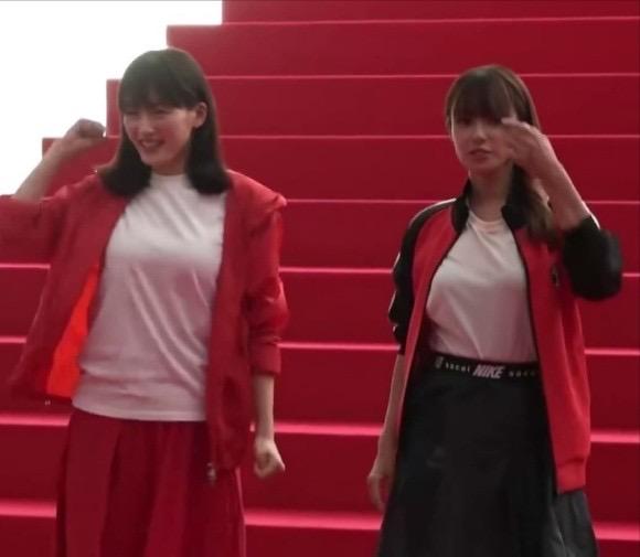 【最新画像】綾瀬はるかと深田恭子が白Tシャツでお●ぱい強調!これはもう抜けるレベル!