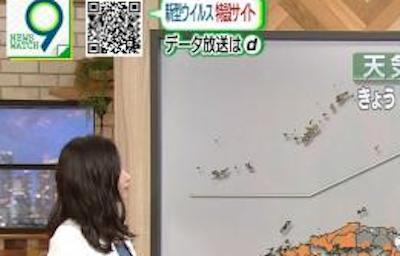【画像】NHK 桑子真帆アナのお●ぱい、破裂寸前wwwwwwwwww