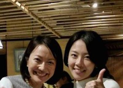 【画像】岡江久美子の娘、とんでもなく爆乳だった!!!!
