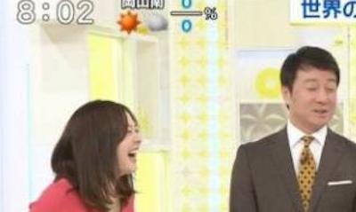 """【画像】放送事故級!水卜麻美アナの""""1.25倍お●ぱい""""に視聴者大興奮!"""