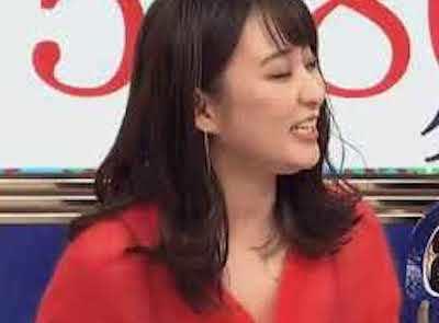 【放送事故】元TBSアナ 枡田絵理奈の「バスト服ずり落ち放送事故」がエ□すぎるwwwwwwwww