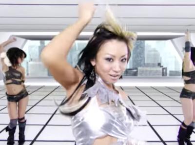 【動画】倖田來未のお●ぱいブルンブルンMVで抜きたいヤツはちょっと来い!