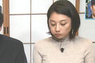 【画像】小池栄子(39)のピチピチニットお●ぱいに視聴者騒然!