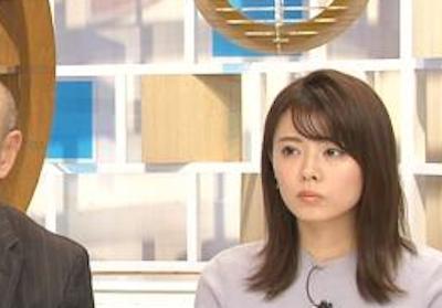 【画像】フジテレビ 宮澤智アナのお●ぱいってこんなにグッディだったのかよwwwwwwwwww