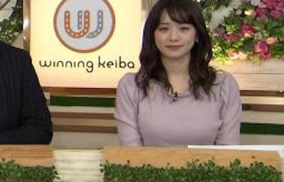 【乳揺れGIF】テレ東・森香澄アナの最新お●ぱいがガチで美味しそうwwwwwwwwwww