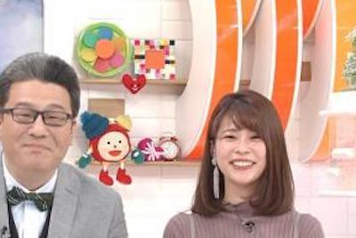 【最新画像】めざましテレビ鈴木唯アナ、朝からお●ぱい強調しすぎだろwwwwwwwwwwww