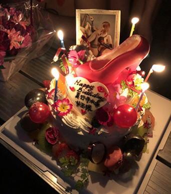 真行寺水希女王様誕生日