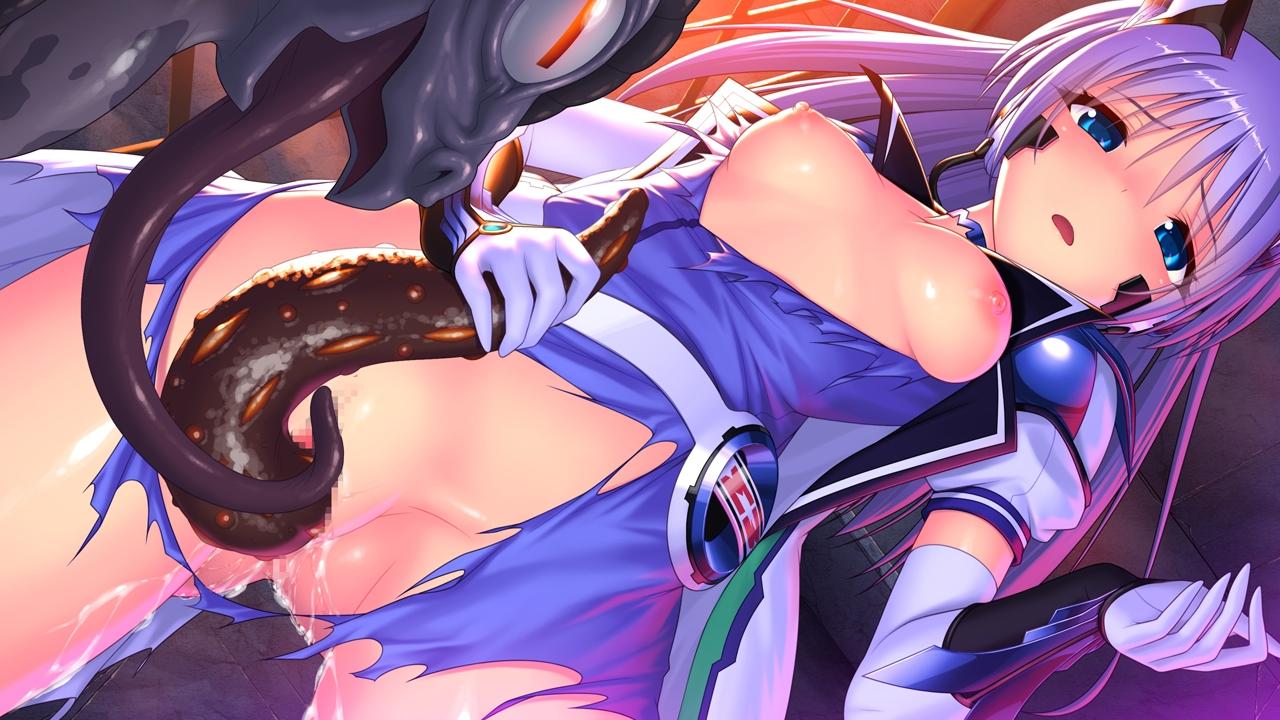 魔法戦士エクストラステージ3 -引き裂かれた女神たち- HCG