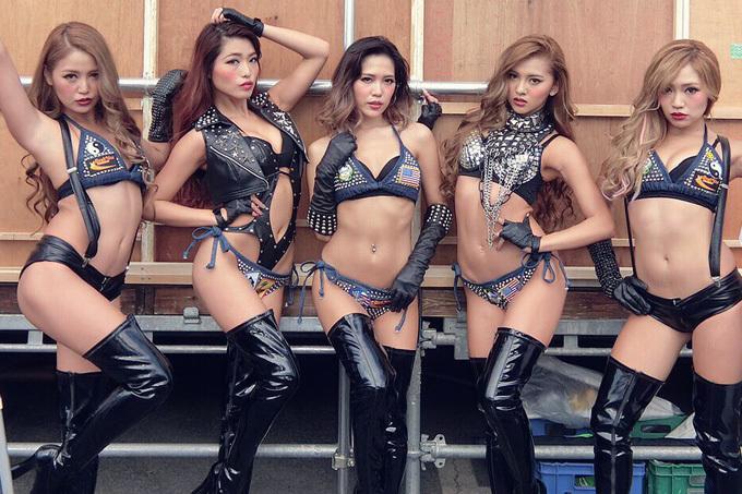 パーティー系美女集団・サイバージャパンダンサーズがエロ過ぎ…。