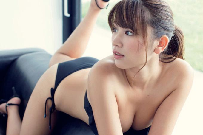 久松郁実 たわわなおっぱいの野性味溢れるイイ女。
