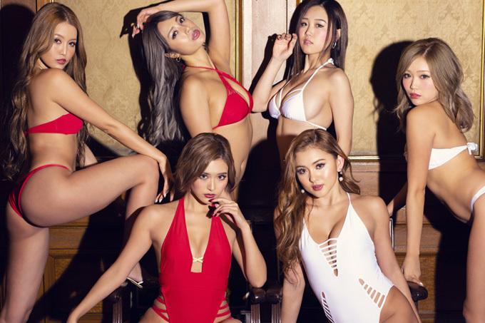 サイバージャパンダンサーズ 青少年には刺激が強すぎるセクシーギャル集団。