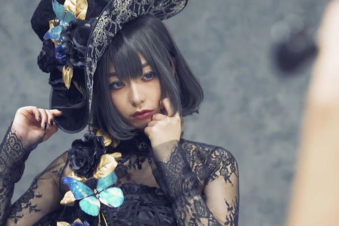 宇垣美里 コスプレ姿が芸術的に美しい。