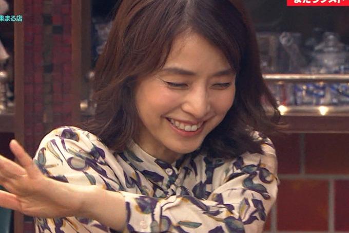 石田ゆり子 50歳になっても衰えない可愛さ!