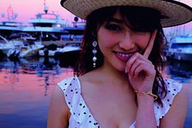 欅坂46美しすぎる副キャプテン守屋茜、待望の1st写真集が決まり初の水着姿で谷間を見せつけるww