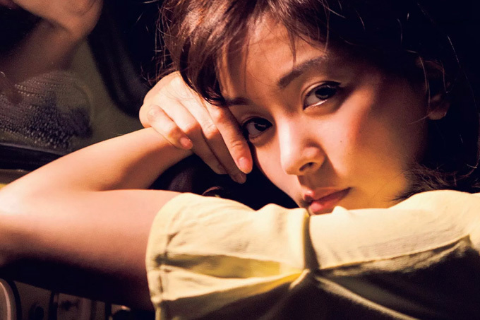 石橋杏奈 2018年最注目女優の清澄。