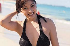 女優・石橋杏奈のドスケベ水着姿がコチラ!楽天の松井裕樹、調子落とした原因はこの身体か!