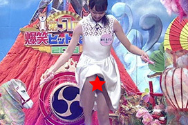 華村あすか(18)、縄跳びパンモロ放送事故wwwwwww