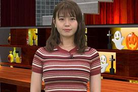 脱いだら凄そうな井口綾子さんのおいしいキャプ part5