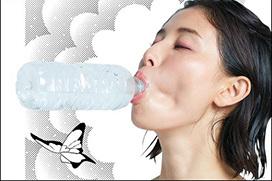 橋本マナミのこの画像、完全にフェラチオしてる件…女性誌でフェミに怒られそうな企画をしてしまう…