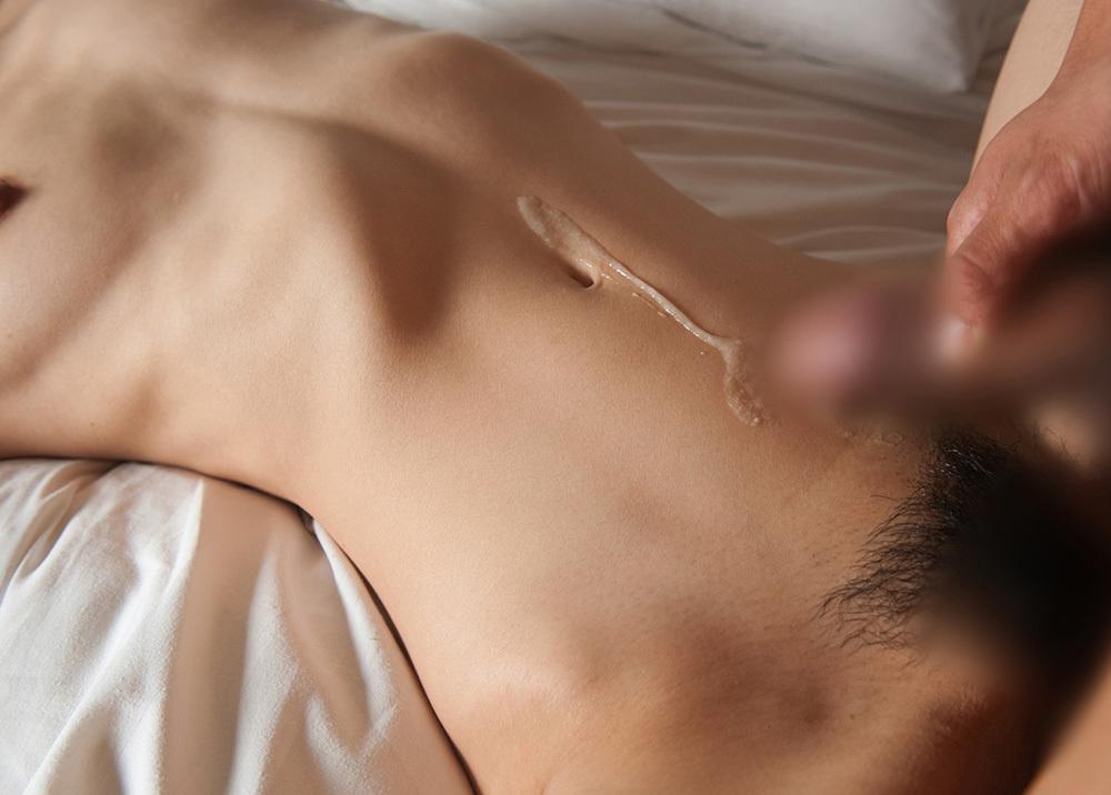 ぶっかけ 腹射 画像 51