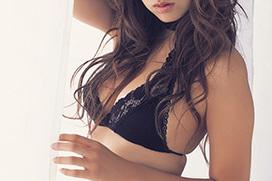 セクシーな大人の誘惑…黒のランジェリー画像100枚