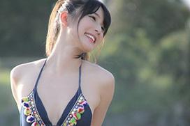日本一のスレンダーグラドル川崎あやが夏まで休業するらしい件