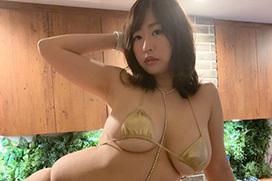 33歳になった水樹たまの完璧な女体