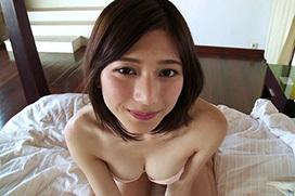 TOKIO城島だけが揉める菊池梨沙(24)の水着おっぱい