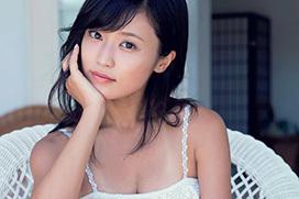 小島瑠璃子 久々のグラビアで見せつける透明感と最強美ボディ!