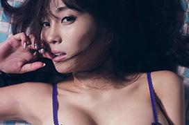 森咲智美 今、愛人にしたいグラドル!