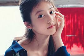 今田美桜 デビューから一年半…少し大人になりました。