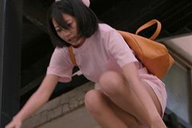 武田玲奈がナース姿でパンツ見せながら落下するドラマがやってた件