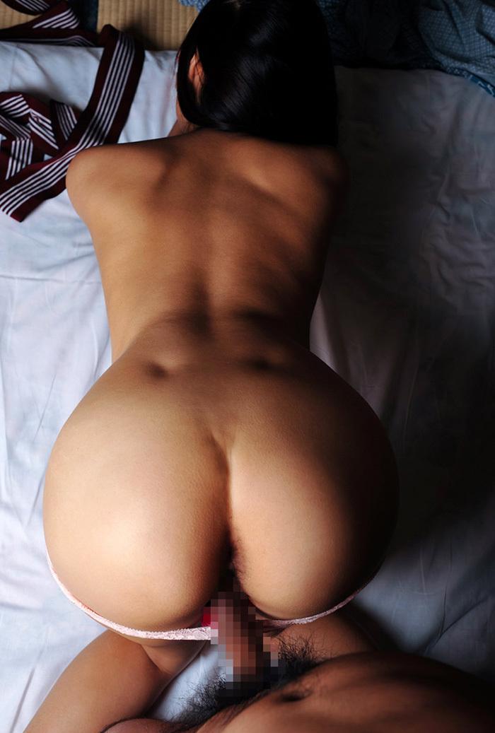 後背位 バック セックス 画像 37