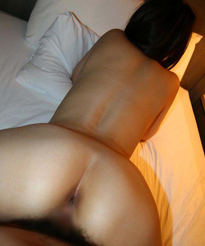 後背位 セックス 画像 66