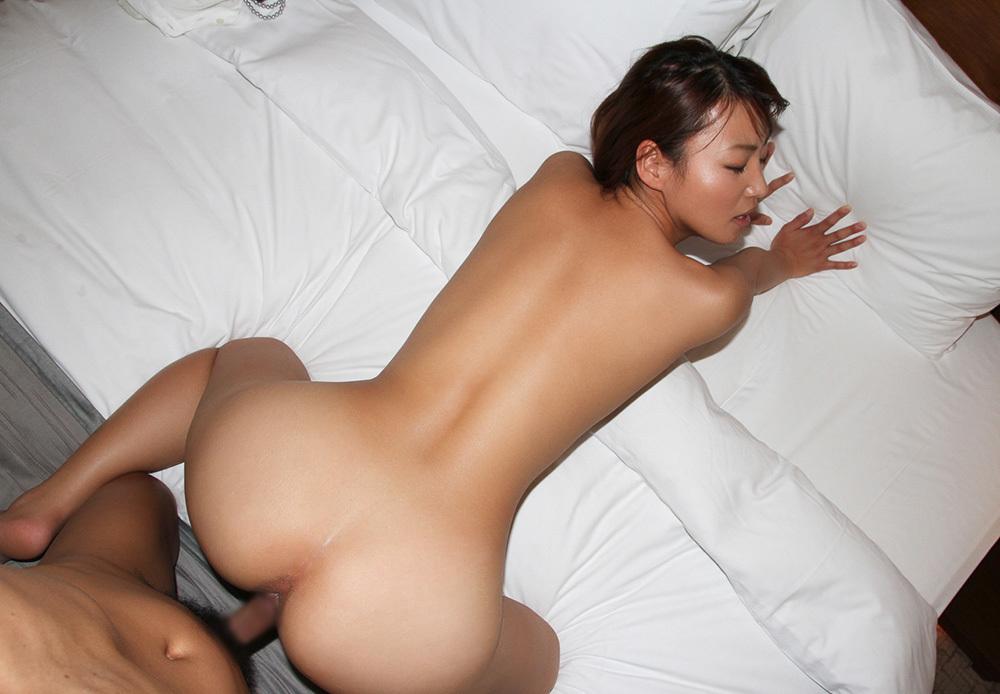 後背位 セックス 画像 48