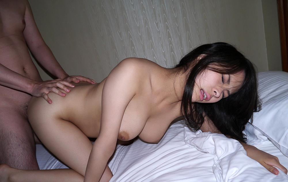 後背位 セックス 画像 16