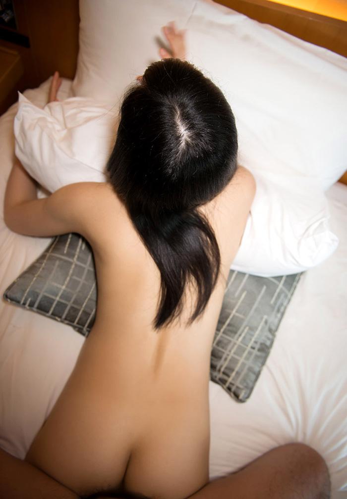後背位 セックス 画像 12