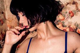 池田エライザ、本日発売のエロ写真集から先行カット!透け下着&食い込み尻、これは実用性高い!