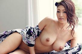 小早川怜子 妖艶フェロモン醸し出す着物剥ぎ取る和なセックス