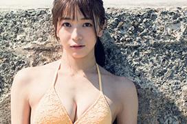 傳谷英里香 はじめての石垣島。