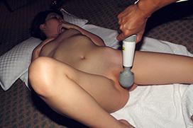 パイパンお姉さんのハメ撮りセックス画像